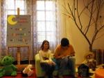 Spotkanie autorskie z Hanną Babińską 22.10.2011 r.