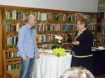 II Spotkanie autorskie z Jarosławem Juchniewiczem