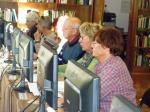 Kurs komputerowy w Bibliotece Miejskiej