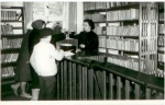 Początki Biblioteki Miejskiej w Miejskim Domu Kultury