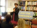 Promocja książki Justyny Pomierskiej