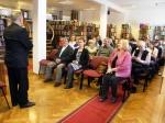 Spotkanie autorskie z Franciszkiem Szczęsnym
