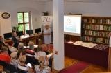 Spotkanie z Darczyńcami książek, którzy wsparli Bibliotekę w 2016 roku