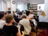 Spotkanie z Darczyńcami książek, którzy wsparli Bibliotekę w 2015 roku
