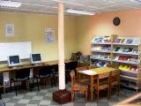 Biblioteka w Tuchomiu