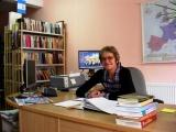 Kierownik Biblioteki Lidia Landowska