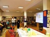 Szkolenie z zakresu elektronicznych baz danych dla bibliotekarzy Powiatu Bytowskiego z dn. 9.11.2010 r.