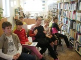 Biblioteka w Czarnej Dąbrówce