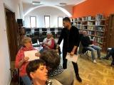 """Sekcja """"Szkoła liderów"""" – spotkanie I"""