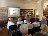 Spotkanie autorskie z Mariną Hulią