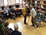 Sekcja teatralna – warsztaty
